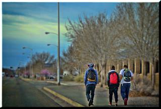Double Colour-Three Boys