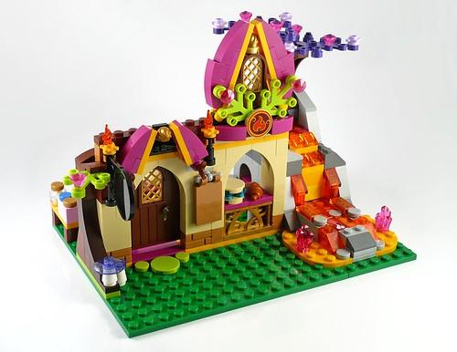 LEGO Elves 41074 Azari and the Magical Bakery 13