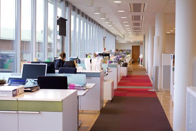 29 Oriflame Stockholm Press Tour Global Office