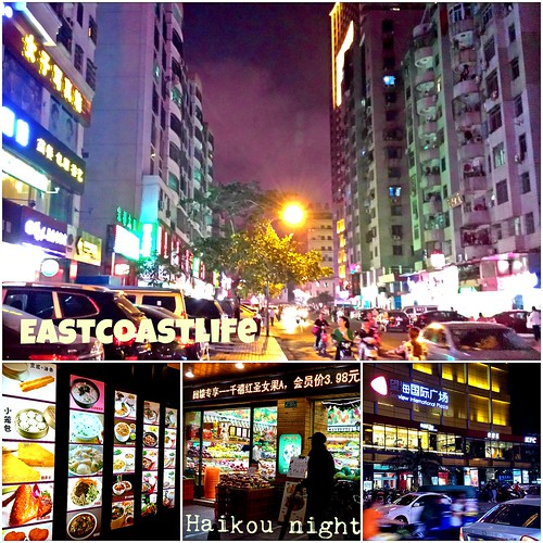 Haikou night