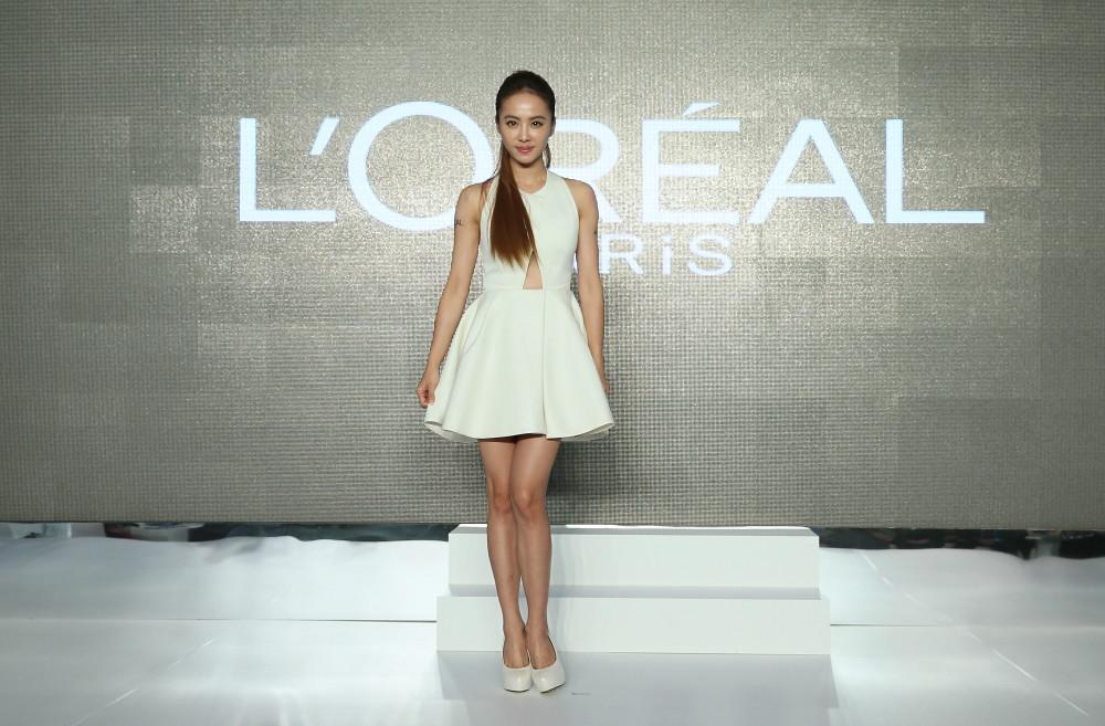 L'Oreal-Paris巴黎萊雅全新代言人蔡依林Jolin_2