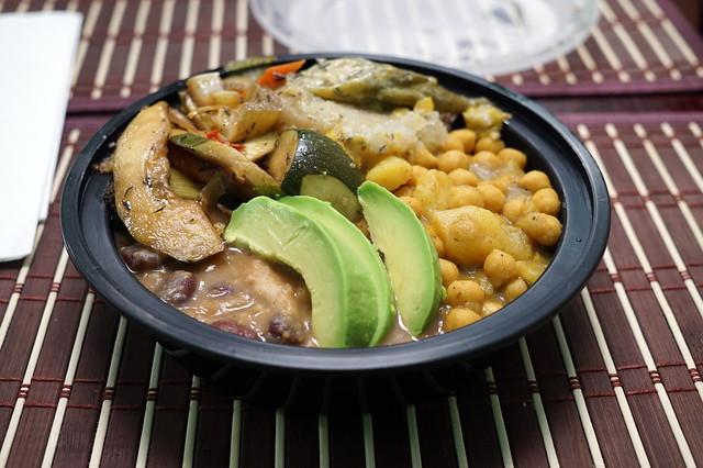 V's Caribbean Vegetarian to go