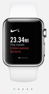 Apple Watch × Nike+ Running 01