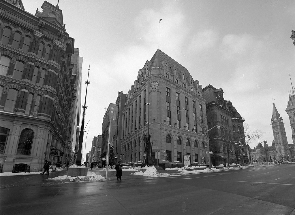 Ottawa Wanderings - March 2015