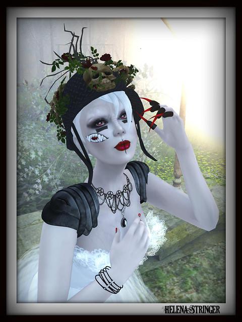 Helena Stringer - FreeStyle - Apocalyptic Ballerina - 5