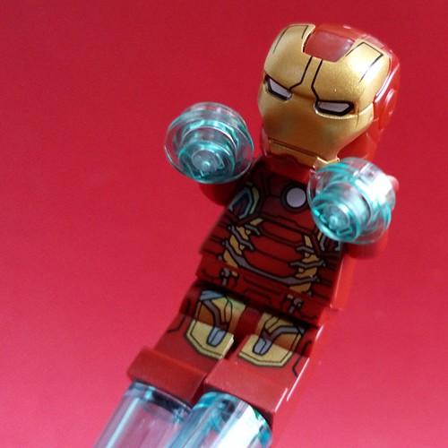 Iron Man Mk43 LEGO Marvel SuperHeroes Avengers AgeOfUltron AvengersAgeOfUltron IronMan AFOL Toy Toys Photography ToyPhotography LEGOPhotography MinifigurePhotography MinifigPhotography AvengersAssemble CivilWar MCU MarvelCinematicUnive