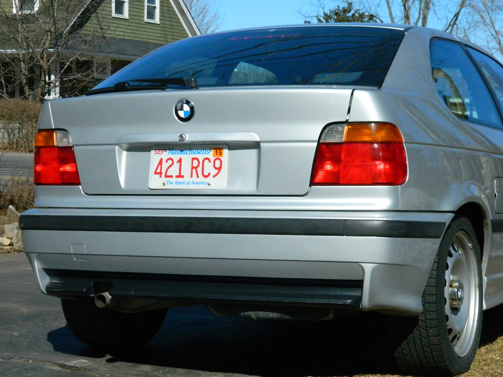 E36 1999 Bmw 318ti 4k Bimmerfest Bmw Forums
