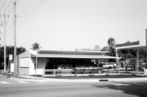 Mid-Century Laundromat West Miami