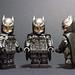 Justice League Batman by billbobful