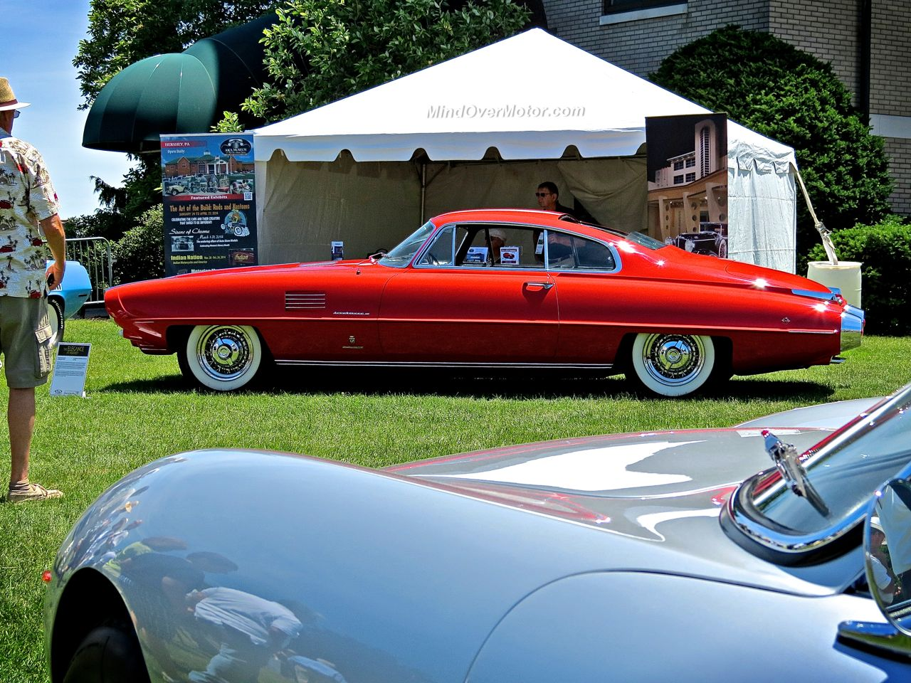 Desoto Adventurer II Ghia Coupe The Elegance at Hershey