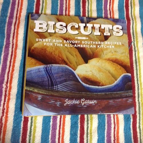 Biscuits cookbook by Jackie Garvin