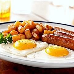 Agar pagimu semakin semangat, setelah bangun tidur usahakan jangan lupakan sarapan  Sarapan adalah waktu terbaik untuk menambah energimu dan bermanfaat untuk menghindari rasa lapar berlebih di siang hari. Sudahkah kamu sarapan pagi ini, sahabat..?