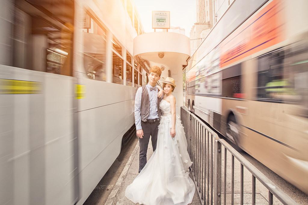 香港海外婚紗攝影