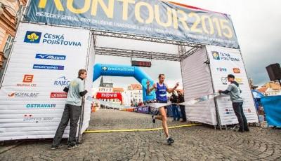 RunTour: V Českých Budějovicích zvítězili Kreisinger a Sekanová