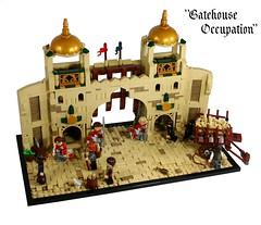 Gatehouse Occupation