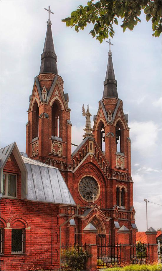 Храм Воздвижения Святого Креста, Тамбов, Россия