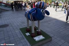 EWE-NION JACK No.12 - Shaun The Sheep - Shaun in the City - London - 150423 - Steven Gray - IMG_0029