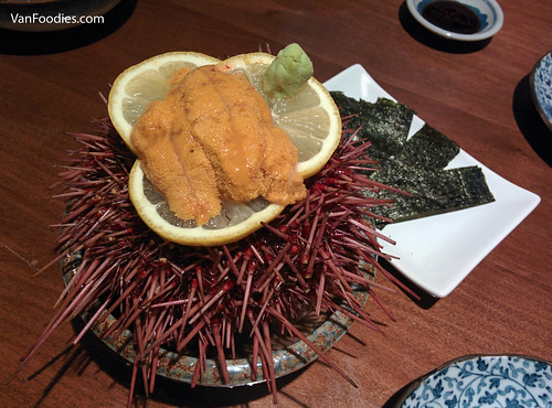 Fresh Sea Urchin (Uni)