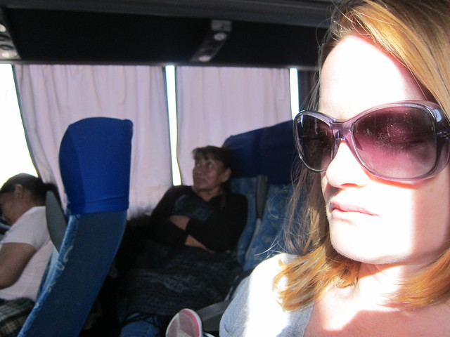 On the Bus to Arequipa