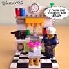 #LEGO_Galaxy_Patrol #LEGO #40121 #Cooking #Baking #Cookies #BakingCookies @lego_group @lego