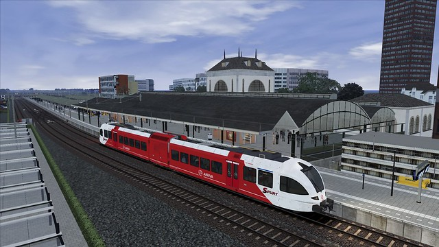Train Simulator Leeuwarden Arriva GTW