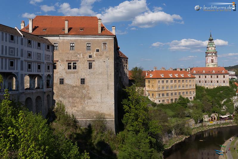 Castle of Český Krumlov