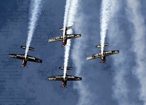 Scottish first as night-time spectacular lights up skies and launches Scottish International Airshow 2016