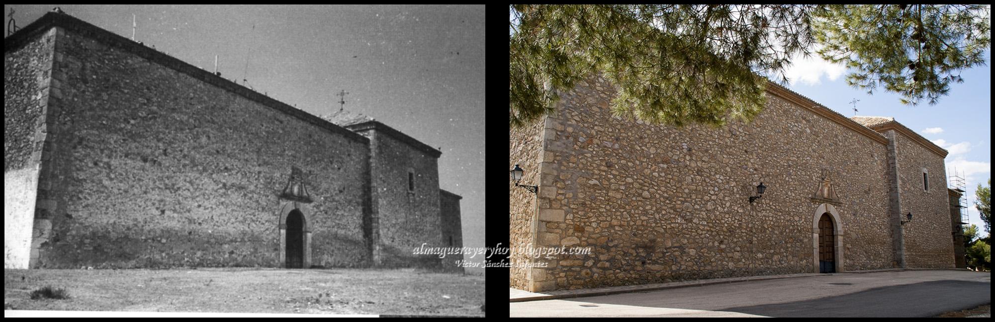 Ermita Ntra. Sra. de la Muela. Años 70-2014