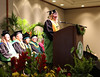 "Student speaker Donita Garcia addresses the graduates at the campus' commencement ceremony on May 13, 2016.  View more photos:  <a href=""https://www.facebook.com/media/set/?set=a.1010597869022088.1073741857.139453269469890&type=3"" rel=""nofollow"">www.facebook.com/media/set/?set=a.1010597869022088.107374...</a>"
