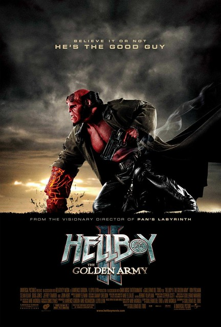 (2008) Hellboy II The Golden Army