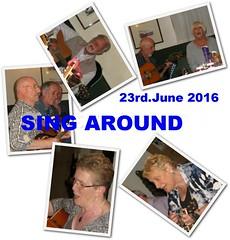 Sing Around 26th. Nov.2015