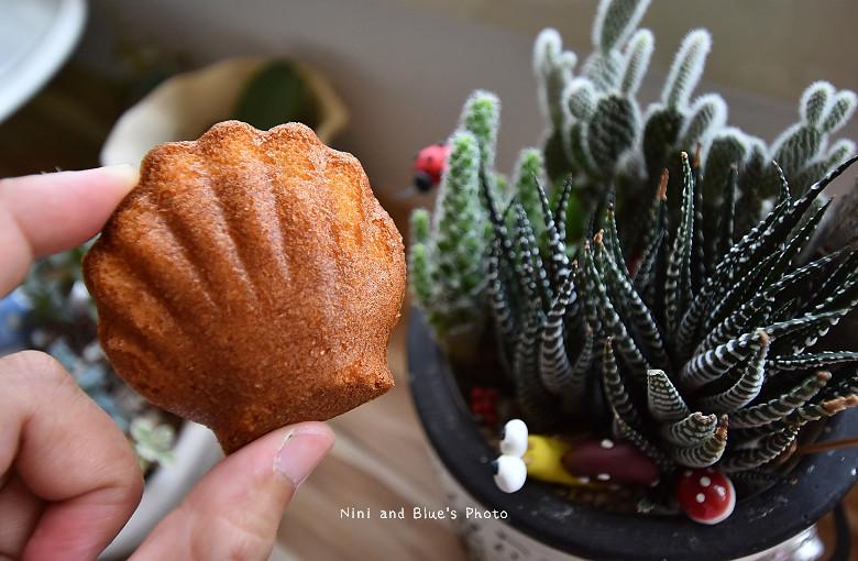 彰化和美DeerHer手工餅乾喜餅不限時插座咖啡甜點11