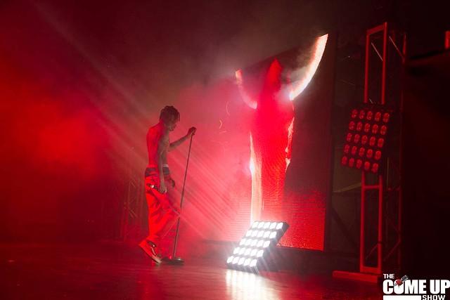 Travis Scott Rodeo Tour in Toronto March 2015.