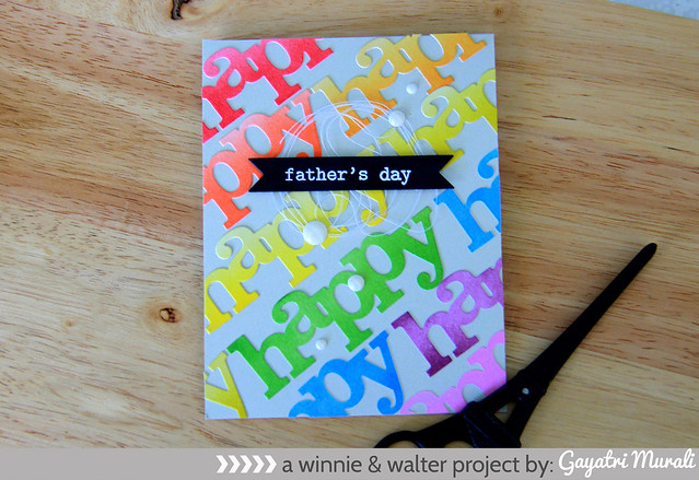 Gayatri_Happy Father's day flat