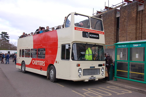 Classic Bus Running Day, Norwich 22/03/15 (c) Colin Apps