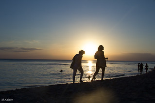 Caribbean - Beach - Sunset