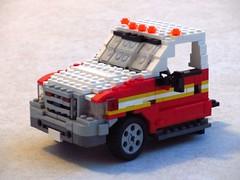 FDNY ambulance WIP