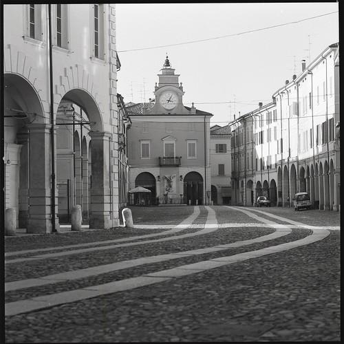 Correggio from life of Pier Vittorio Tondelli
