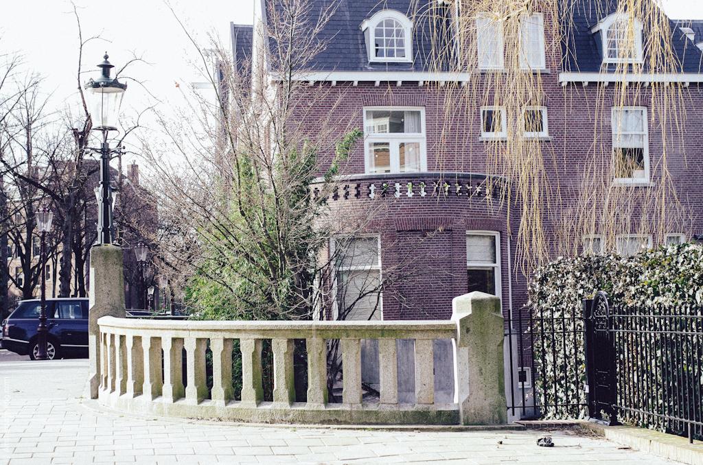 Amsterdam, Willemspark (Zuid)