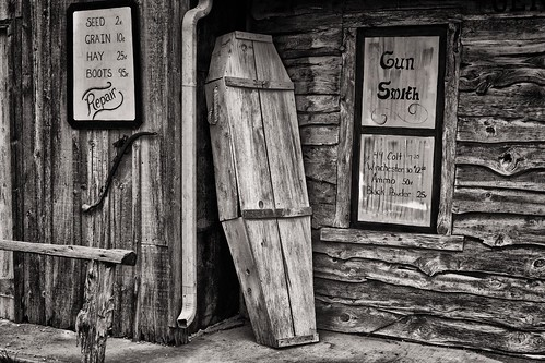 The Coffin_BW