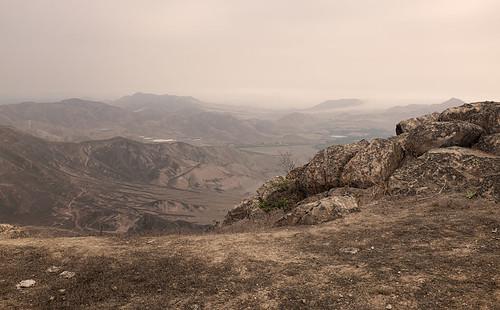 Desierto de la costa peruana