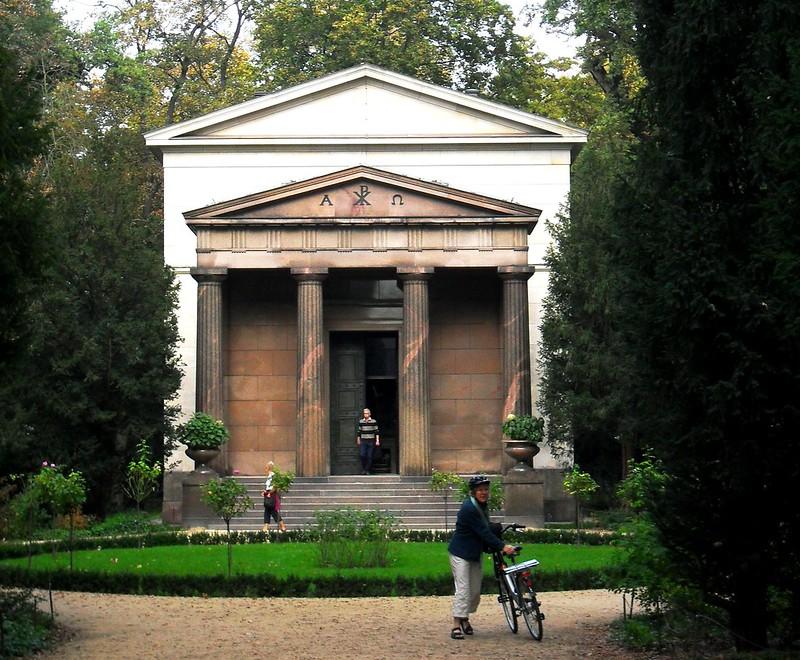 Mausoleu Schloss Charlottenburg- AgendaBerlim.com Foto Pacelli Luckwu