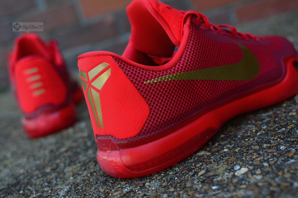 all red kobes