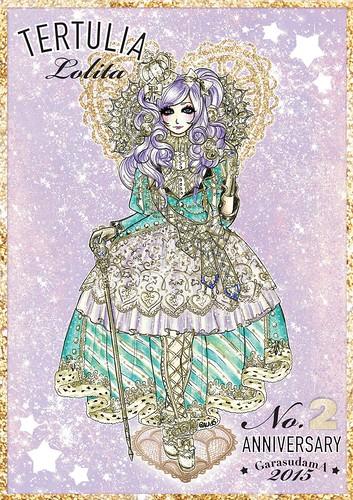 Tertulia Lolita 2nd Anniversary