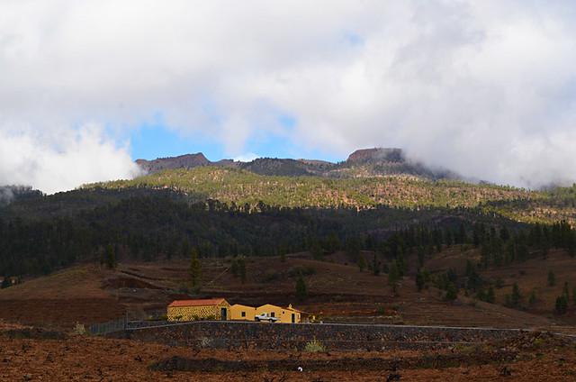 Hills near Vilaflor, Tenerife