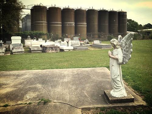 Cemetery in Cade, LA