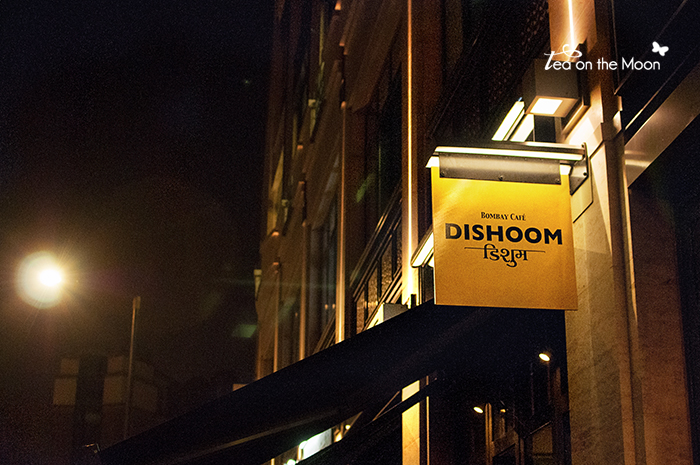 dishoom bombay cafe, londres