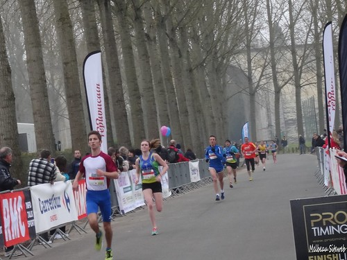 Chartres en mode running