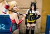 Girls of Geek Gotham shoot