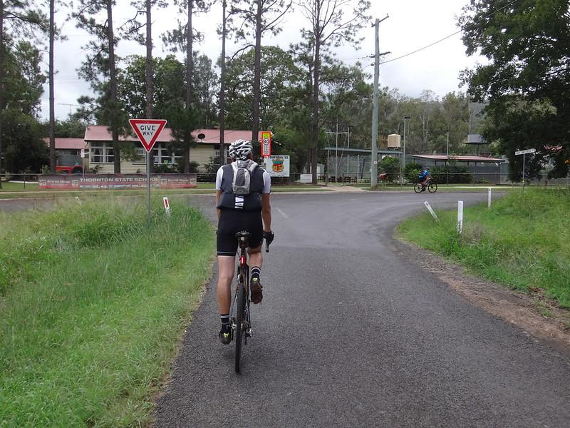 Main Camp Creek Road